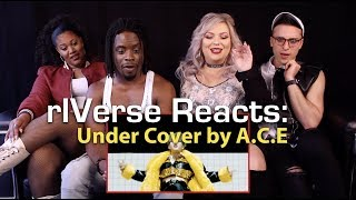 RIVerse Reacts: Under Cover By A.C.E   MV Reaction