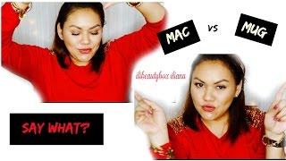 Mac Cosmetics vs  Makeup Geek Eyeshadows -  Say What!