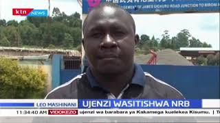 Zaidi ya wafanyakazi 700 wasimamishwa kazi na mwanakandarasi kutoka China kwa kukosa fedha
