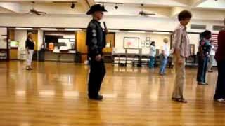 Watermellon Crawl ( 4 Wall Line Dance ) Walkthrough.wmv