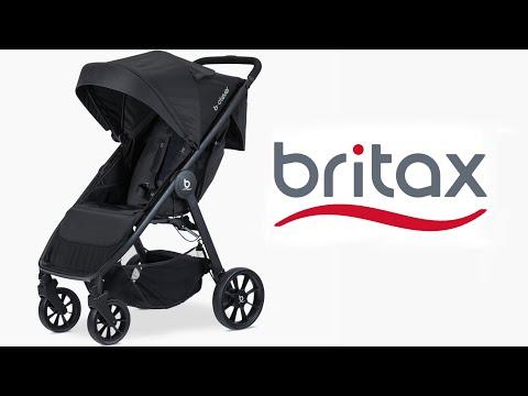 Britax B Clever | New 2020 stroller | First look