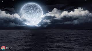 Before Sleep Music, Sleeping Meditation Music, Calming Music with Ocean Wave, Relaxation Music