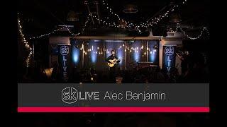 Alec Benjamin - Death of a Hero [Songkick Live]