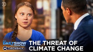Greta Thunberg - Why We Need To Act Now To Stop Climate Change   The Daily Show