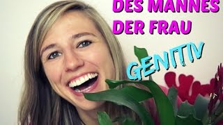 The GENITIVE Part 1: What Is The German Genitive For?
