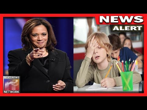 SICK! EVERY Kid In America GUARANTEED To Turn on Kamala's HORRIBLE New Plan For Them