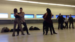 Rumba Routine (These Are Special Times by Christina Aguilera)