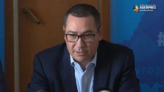 Ponta despre audierea ministrului de Interne: Are lucruri grave de ascuns legat de 10 august