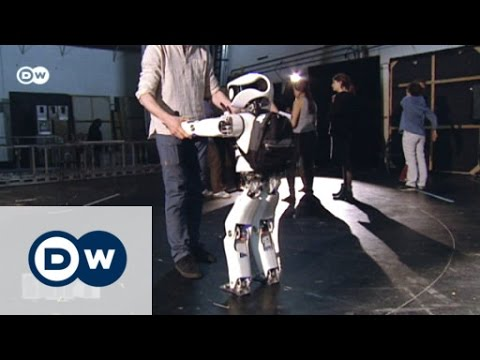 Exciting humanoid robots   Shift