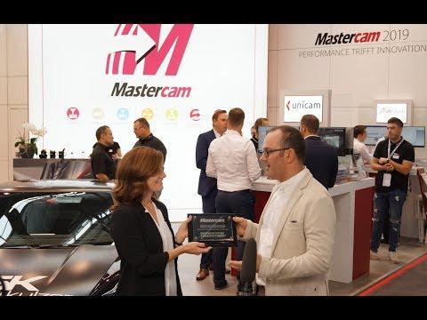Performance trifft Innovation: Mastercam auf der AMB 2018