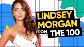 Lindsey Morgan - 05/09/18 - The ZoonLATV