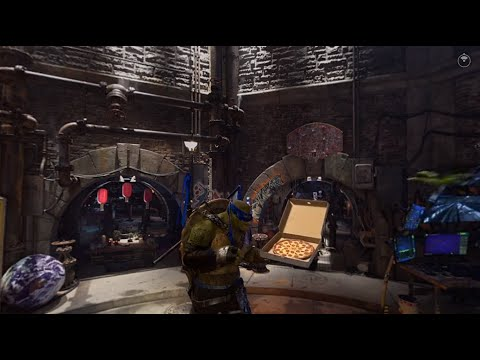 Teenage Mutant Ninja Turtles: Out of the Shadows (360 Video)