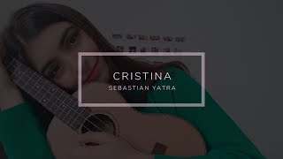 Cristina - Sebastian Yatra (Cover) - Amorina