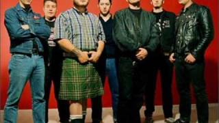 Dropkick Murphys - White Riot  (Live The Clash Cover)