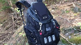 Oakley Kitchen Sink Backpack: LOAD IT UP! | Great for A Bug Out Bag, Survival Bag