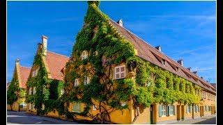 Фуггерай – уникальный район в Германии, где можно жить за 1 евро в год