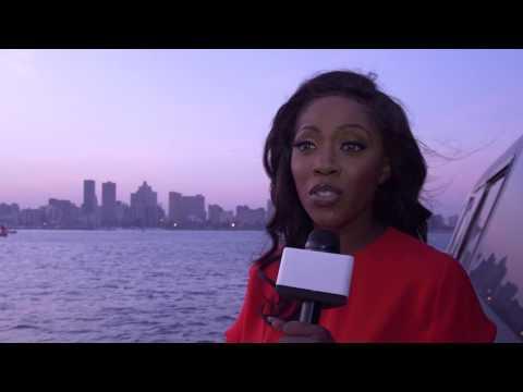 Interview with Tiwa Savage