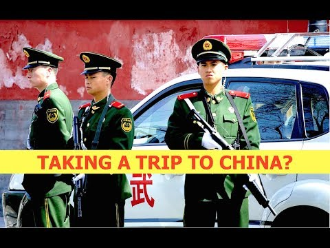 China is the Blueprint for NWO - Travel Warning from a U.S. Tourist (Video)