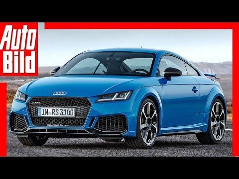 Audi TT RS Facelift (2019) - Neuvorstellung