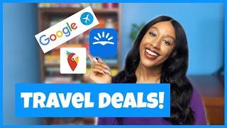 How To Find Travel Deals! GREAT Flight & Hotel Deals