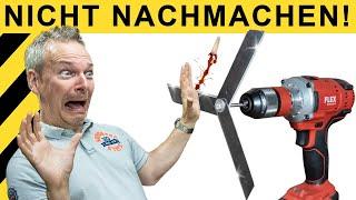 NICHT NACHMACHEN! 25 AKKUSCHRAUBER LIFE HACKS! | WERKZEUG NEWS 157