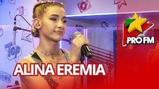 Alina Eremia   Aş Da | ProFM LIVE Session