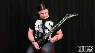 "Trivium: 'In Waves' Video Lesson - ""Built to Fall"""