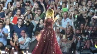 Adele   Hello   (Show Opener)   Sydney ANZ Stadium 110317