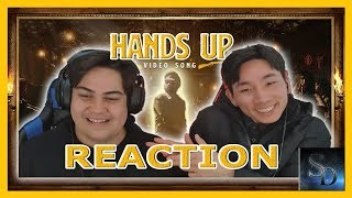 Avane Srimannarayana REACTION! | Hands UP | Rakshit Shetty | Pushkar Films | Kannada