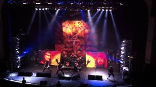 Anthrax - In the end - Tribute to Dimebag & Dio