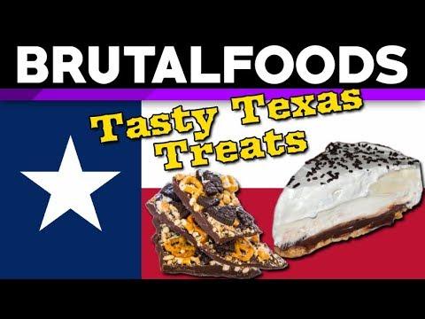 Tasty Texas Treats – Dessert Recipe Reviews