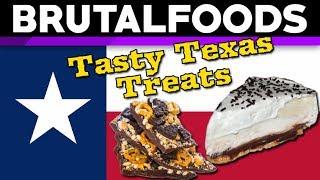 Tasty Texas Treats - Dessert Recipe Reviews