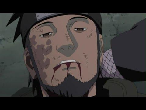 Naruto Shippuden - Asuma's Death - English Dub