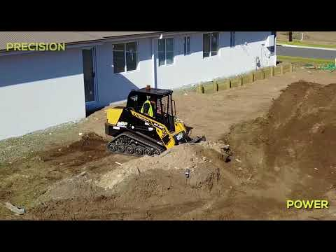 Hire SKID STEER - TRACKED LOADER SMALL