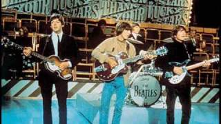EVERYBODY´S TRIYING TO BE MY BABY THE BEATLES (subtitulada en español) High Quality Sound