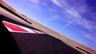 preview picture of video 'Circuito Los Arcos (Navarra) on board Cbr 600 F Sport parte 1'