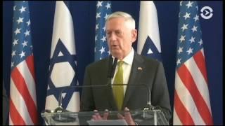 Мэттис: Нет сомнение, что у режима осталось химоружие