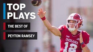 The Best of Peyton Ramsey: 2018 Mid-Season Highlights | Indiana | Big Ten Football