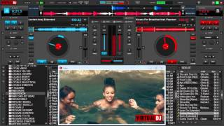 VIRTUAL DJ 8 MIX – CLUB R&B AND HIP HOP