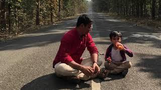 Amarkantak to Raipur || Amarkantak to Raipur via Chaiturgarh Fort || Road Trip