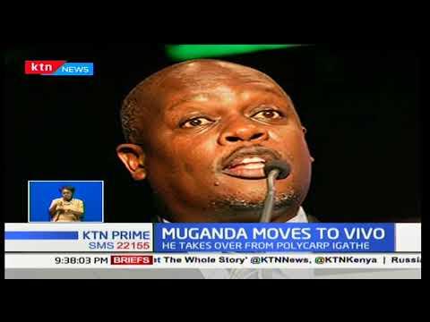 Joe Muganda appointed new Vivo Energy managing director