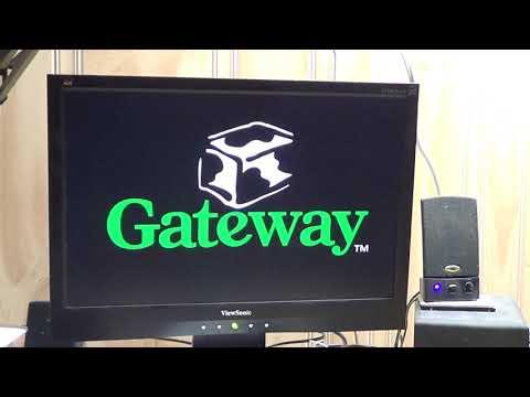 Retro Computer Restoration Gateway 450 (part 2)