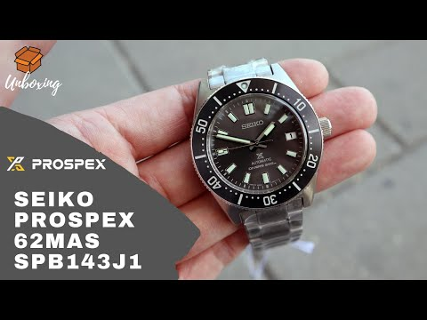 Seiko Prospex Diver 1965 Modern 62MAS SBDC101/SPB143J1