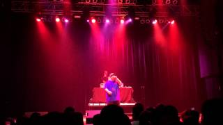 "Action Bronson - ""The Rising"" (Live @ House of Blues - Houston)"