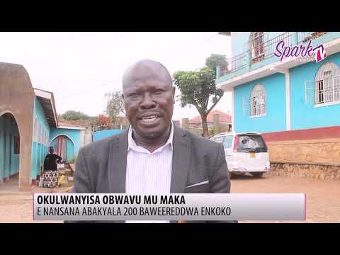 E Nansana abakyala bafunye enkoko okwekulakulanya