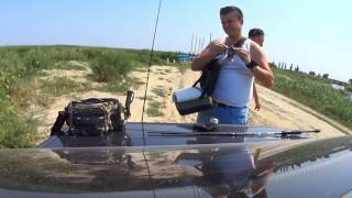 ловля тарани приморско ахтарск