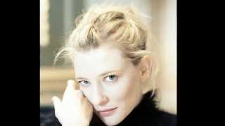 Cate Blanchett - first be a woman