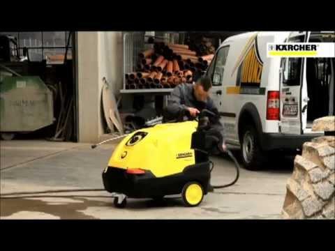 Hidrolimpiadora Karcher HDS-C | Limpiadora de agua caliente Profesional