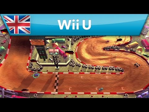 Rock 'N Racing Off Road - Nintendo eShop Trailer (Wii U) thumbnail