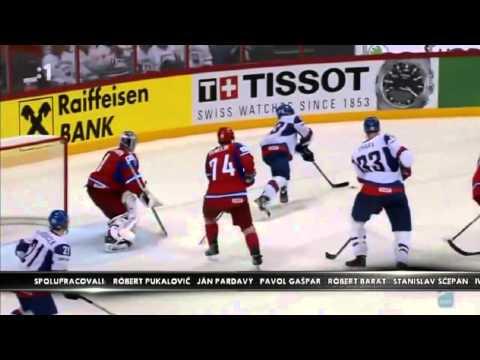 Podporujem Slovenský Hokej - Najlepšie Momenty